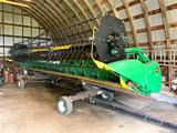 2009 John Deere 625F HydraFlex Soybean Platform w/ Head Transport