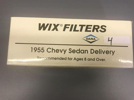 WIX Filters 1/25th Scale Chevy Sedan Delivery-NIB