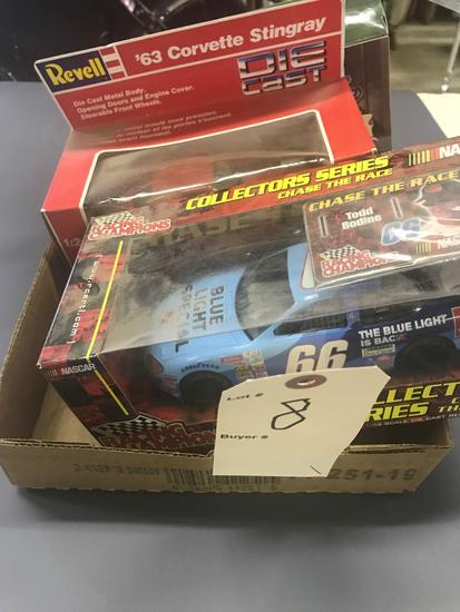 3- 1:24 Scale Cars-NIB