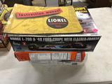 Revell Model kits, Brett Favre Wheaties Box and Lionel Train Manual