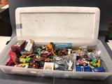 Various assortment of Cars, Trucks and Toys