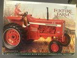 Ertl 1/16 Collectibles Foxfire Farm by Lowell Davis Farmall 826 Tractor-NIB