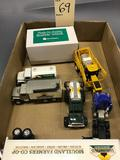 Ertl Trucks and Sprayers