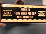 Kent Feeds 1937 Ford Pickup and accessories-NIB