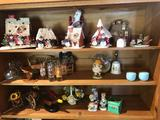 Lighted houses, bells, beer glasses, figurines, and more!