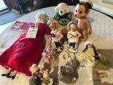 Mickey Mouse & other dolls, Denim Days figurine, and more!