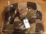Salesman sample quilt ~ Nice!