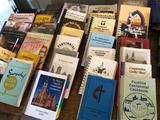 Many cookbooks, including some local towns and churches. No Shipping!