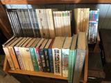 Several books incl.