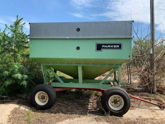 Parker 350b Gravity Box w/ Westendorf 10T Running Gear