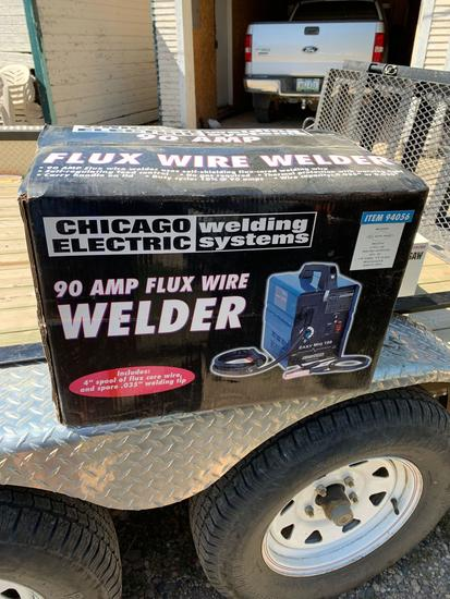 Chicago Electric 90a Wire Welder [NIB]