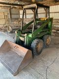 John Deere Model 90 Skid Loader