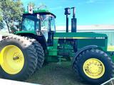 1983 John Deere 4650 MFD Tractor