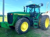 1999 John Deere 8400 MFD tractor, Only 2822 Hours