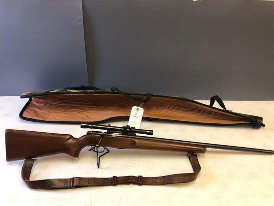 Remington MatchMaster Model 513T .22 Long Rifle