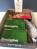 Assortment of Ammunition
