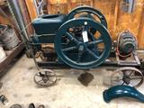 Fairbanks-Morris - restored 1924 - Z - model, gas engine, 6hp @ 475 RPM - Runs Great!