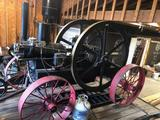 Hand crafted in 2004, this unique gas engine has 500 cu. in., 50hp, single cyl. gas engine, 2300#