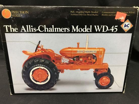 "Allis Chalmers ""WD-45"" Tractor Precision Series"