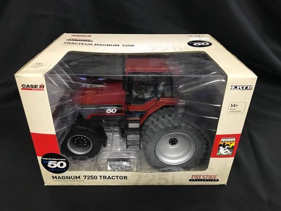 Ertl Prestige Collection 1/16 scale C-IH Magnum 7250 Tractor - NIB