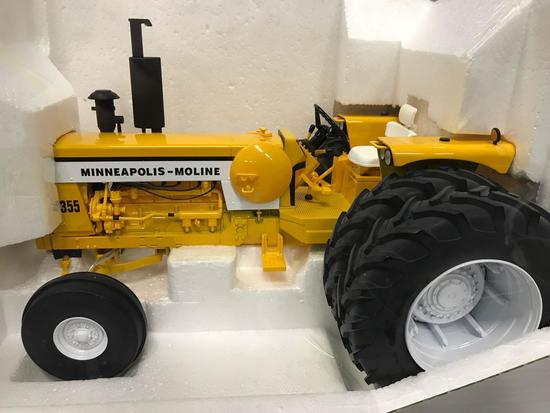 "Minneapolis Moline ""G-1355"" LP Gas Tractor Classic Series"