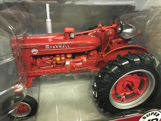 "IH Farmall ""Super MD"" Tractor"