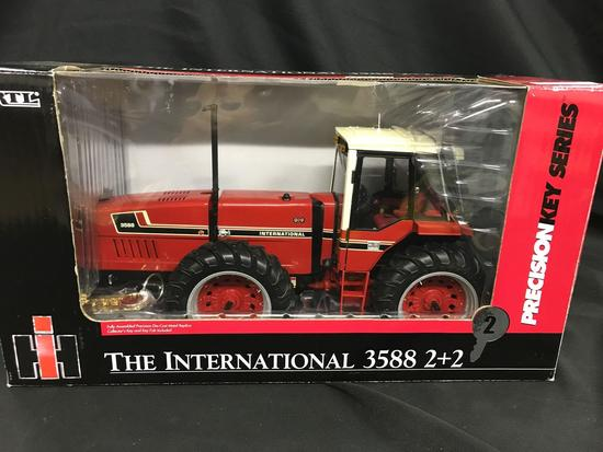 "International ""3588 2+2"" Precision Key Series Tractor"