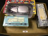 Assortment 3 Count Collectible Cars and Pickup