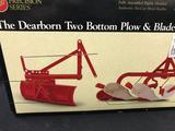 Dearborn Two Bottom Plow and Blade Precision Series