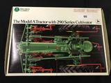 JD 290 Series front mount cultivator-cultivator only