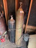 Acetylene torch set