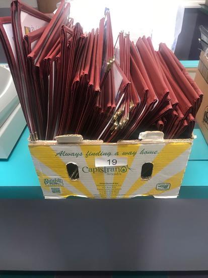 Menu Folders