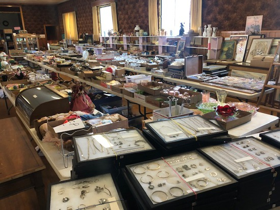 Litka Antiques Auction
