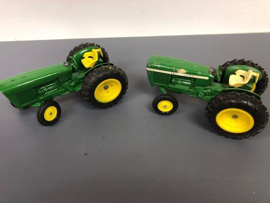 """John Deere """"Utility"""" Tractors [2 Count]"""