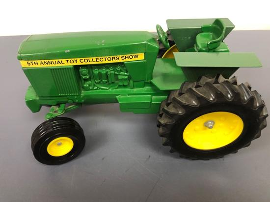"John Deere ""5th Annual Toy Collectors Show"" Tractor"