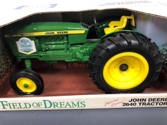 "John Deere ""2640"" Field of Dreams Special Edition Tractor"