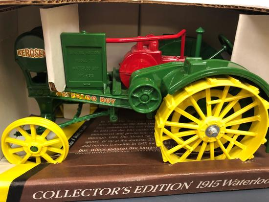 "John Deere ""Waterloo Boy Collectors Edition Tractor"