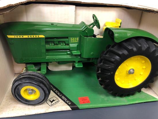 John Deere 5020 Open Station Wheatland Tractor