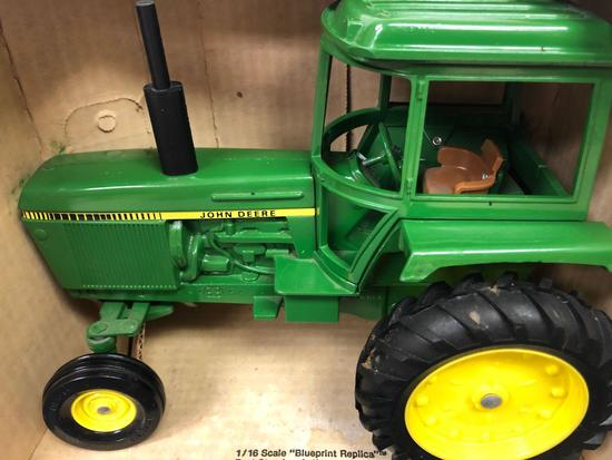"John Deere ""Generation II"" Blueprint Replica Tractor"