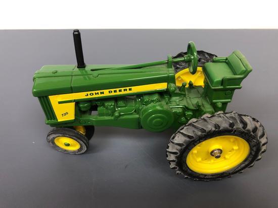 """John Deere """"720"""" Narrow Front Tractor"""