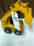 Nylint skid loader w/ trip bucket.