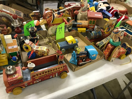 Collectible Toy Auction