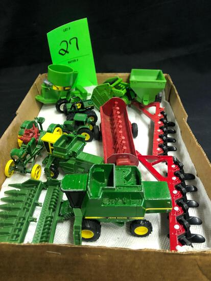 1/64th Scale Farm Toys