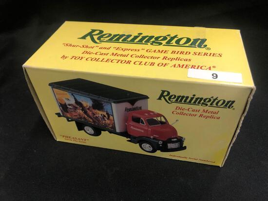 First Gear 1/34th scale Remington GMC Truck - NIB