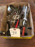 Antique hand beaters, vintage kitchen tools and more!