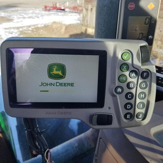 John Deere 1800 Green Star Display