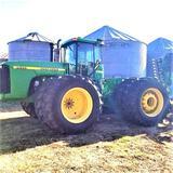2001 John Deere 9400 Articulated 4 Wheel Drive Tractor