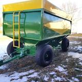 Crysteel 725b Gravity Wagon
