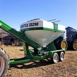 Norwood Seed Shuttle SS290 Seed Tender