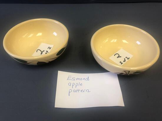 (2) Watt 5'' bowls